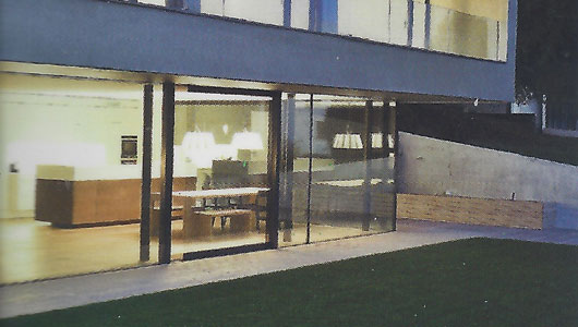 Our sliding doors will transform your home